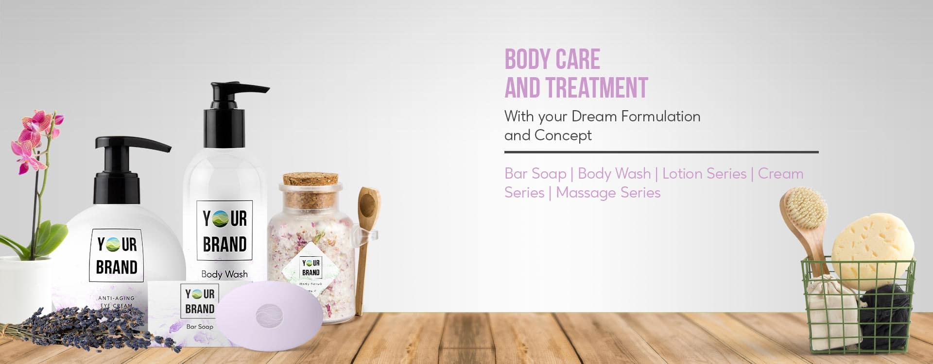 Body Care & Treatment