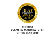 the best cosmetic manufacturer