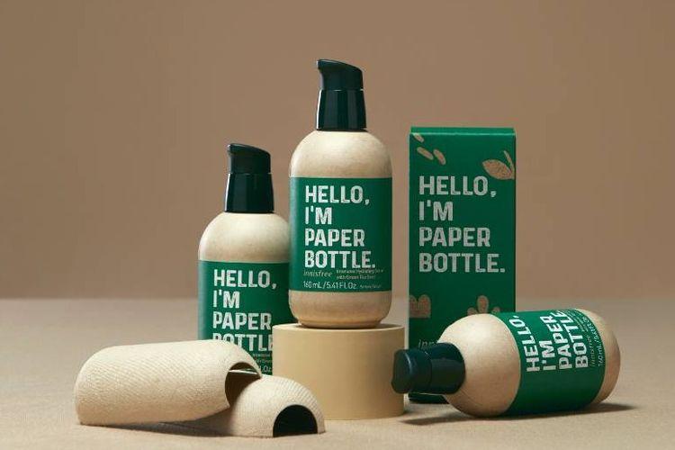 innisfree paper bottle