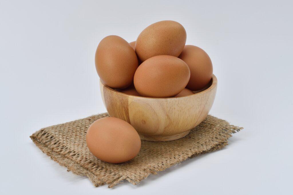 masker dari putih telur