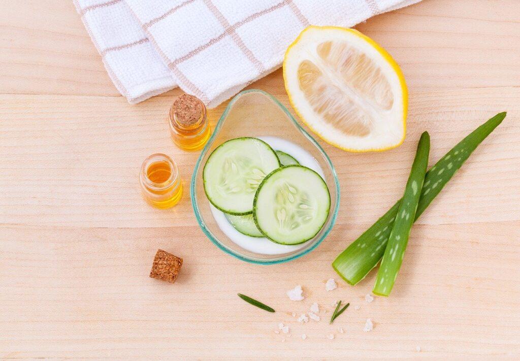 bahan alami moisturizer