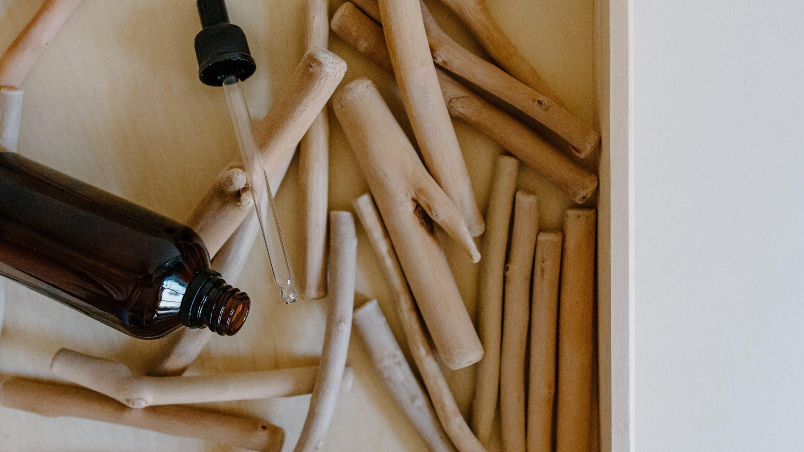 minyak esensial kayu manis
