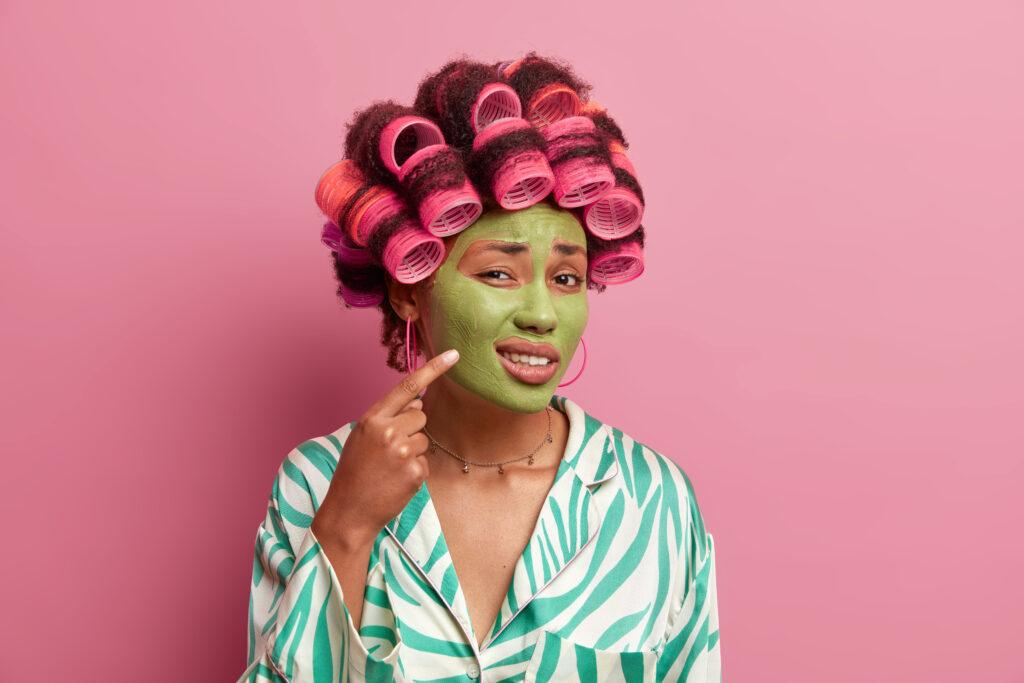 masker alami untuk jerawat