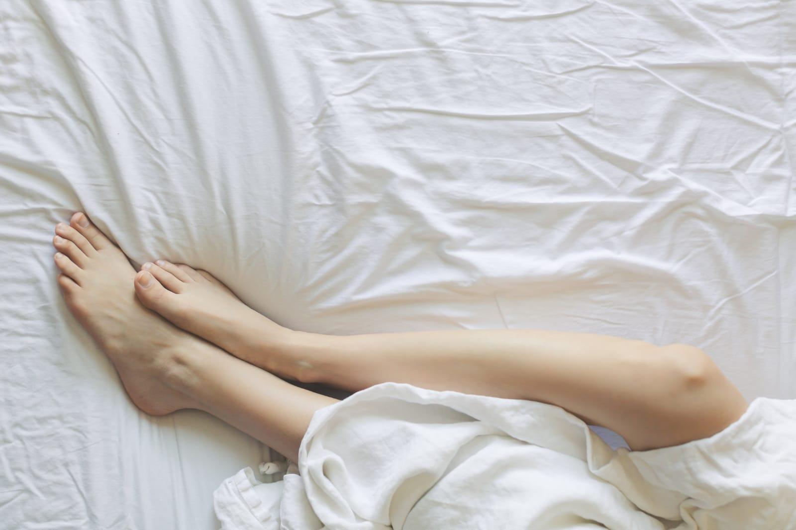 Merawat kecantikan kaki