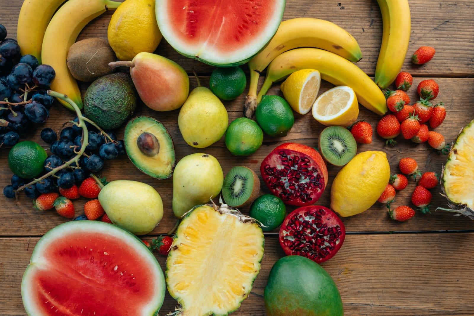 jenis buah untuk kecantikan