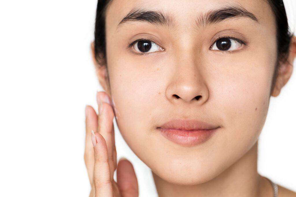 meningkatkan tampilan kulit